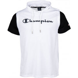 Champion HOODED SLEEVELESS T-SHIRT - Men's T-shirt with a hood