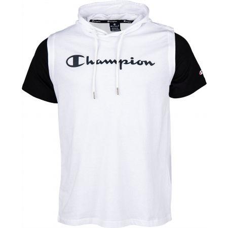 Champion HOODED SLEEVELESS T-SHIRT - Tricou cu glugă bărbați