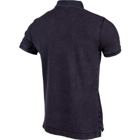 Pánske tričko polo - Superdry VINTAGE DESTROYED S/S PIQUE POLO - 3