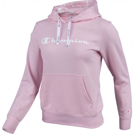 Women's sweatshirt - Champion HOODED SWEATSHIRT - 2