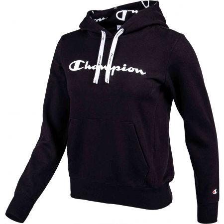Women's sweatshirt - Champion HOODED SWEATSHIRT - 2