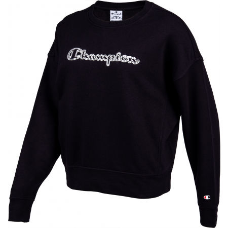 Дамски суитшърт - Champion CREWNECK SWEATSHIRT - 2