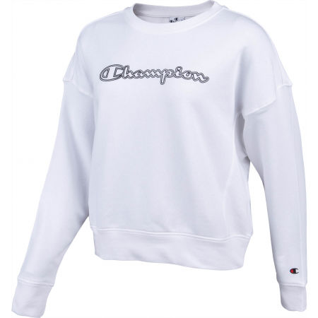 Women's sweatshirt - Champion CREWNECK SWEATSHIRT - 2