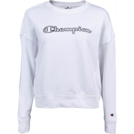 Women's sweatshirt - Champion CREWNECK SWEATSHIRT - 1
