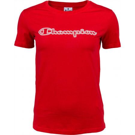 Champion CREWNECK T-SHIRT - Dámské tričko