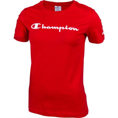 Dámske tričko - Champion CREWNECK T-SHIRT - 2