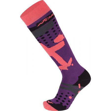 Nordica FREESKI BASIC G - Girls' ski knee socks