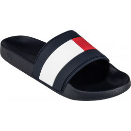 Tommy Hilfiger ESSENTIAL FLAG POOL SLIDE - Men's slippers