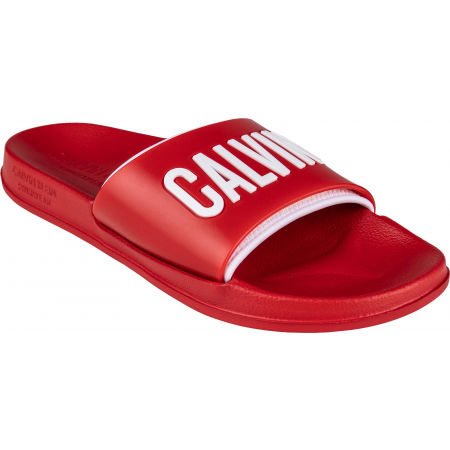 Calvin Klein SLIDE - Pánské pantofle