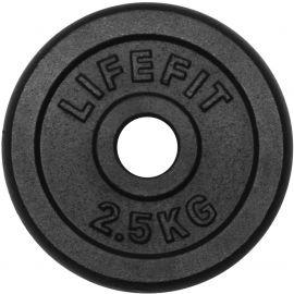 Lifefit KOTÚČ 2,5KG 30MM - Nakladací kotúč