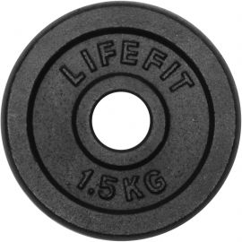 Lifefit KOTÚČ 1,5KG 30MM - Nakladací kotúč