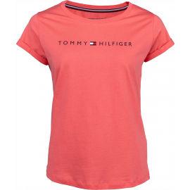 Tommy Hilfiger RN TEE SS LOGO - Дамска тениска