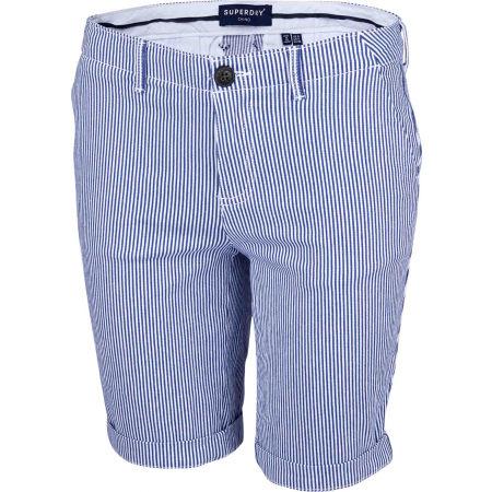 Superdry CITY CHINO SHORT - Dámske šortky