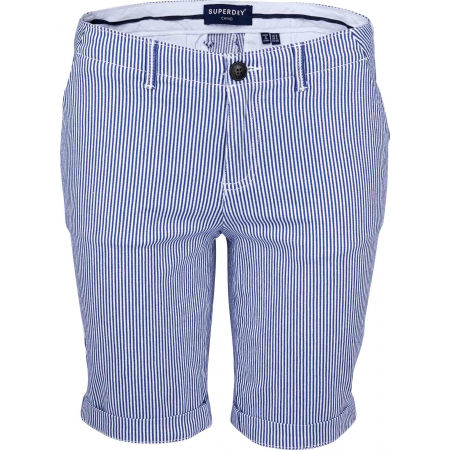 Dámske šortky - Superdry CITY CHINO SHORT - 2