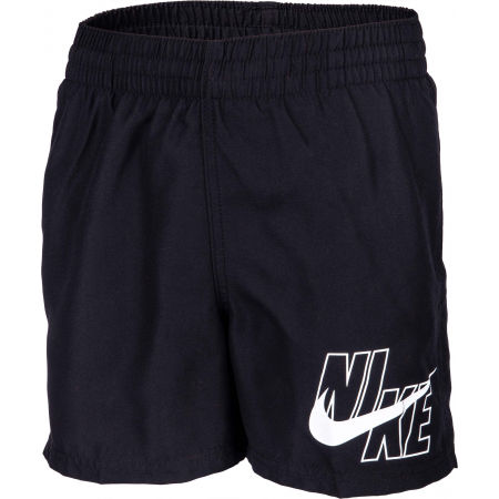 Badehose für Jungs - Nike LOGO SOLID LAP - 1