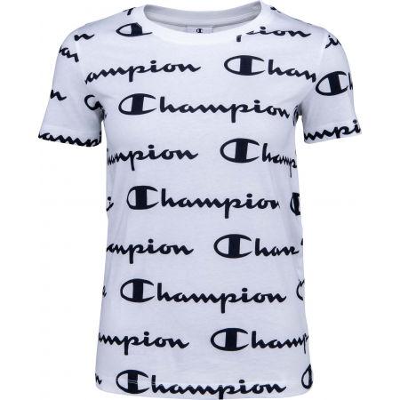 Dámske tričko - Champion CREWNECK T-SHIRT - 1