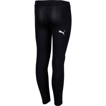 Chlapčenské športové nohavice - Puma LIGA BASELAYER LONG TIGHT JR - 3