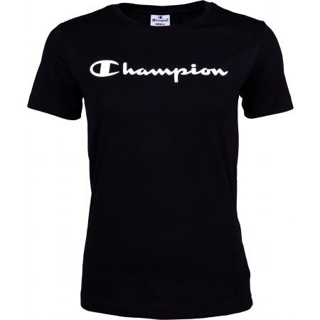 Women's T-shirt - Champion CREWNECK T-SHIRT - 1
