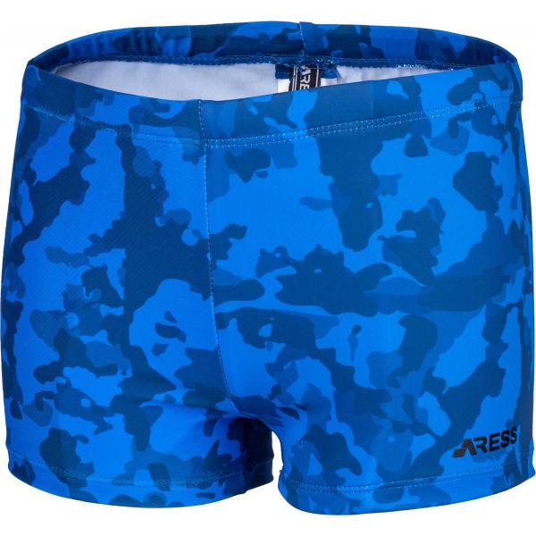 Aress RICKY modrá 128-134 - Chlapecké plavky