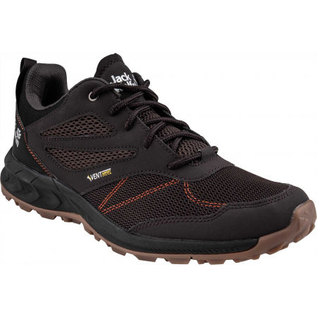 Jack Wolfskin WOODLAND VENT LOW - Men's hiking shoes
