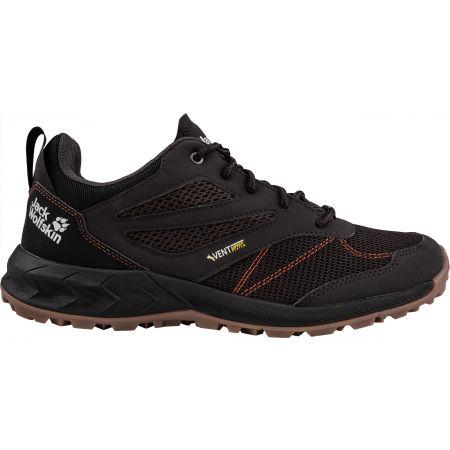 Men's hiking shoes - Jack Wolfskin WOODLAND VENT LOW - 3