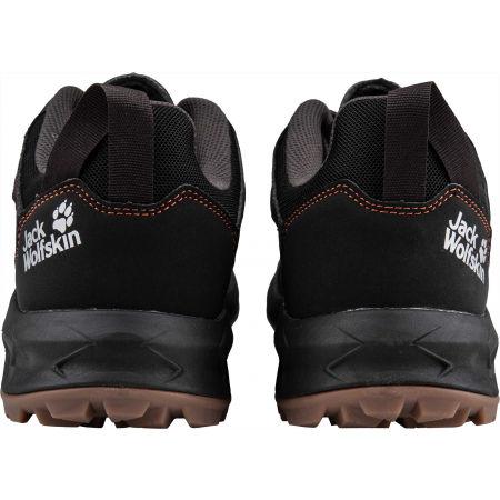 Men's hiking shoes - Jack Wolfskin WOODLAND VENT LOW - 7