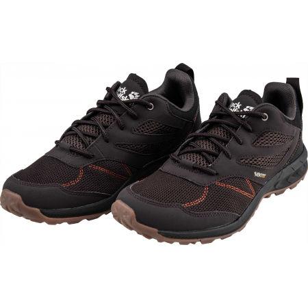 Men's hiking shoes - Jack Wolfskin WOODLAND VENT LOW - 2