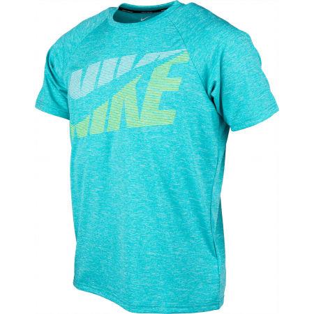 Pánské tričko do vody - Nike HEATHER TILT - 2