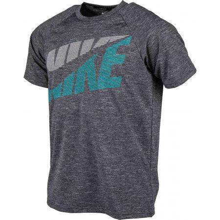 Men's swimming shirt - Nike HEATHER TILT - 2