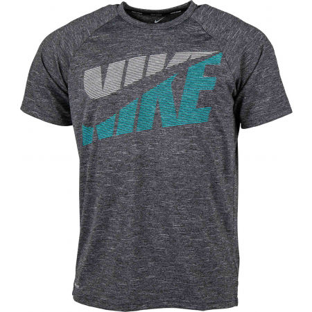 Nike HEATHER TILT - Men's swimming shirt