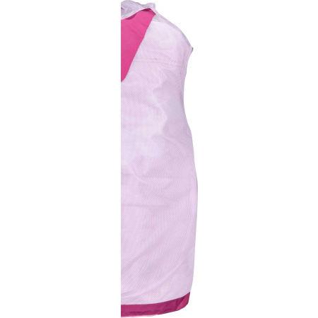 Women's jacket - Napapijri RAINFOREST S W PRT 1 PINK CAMO - 6