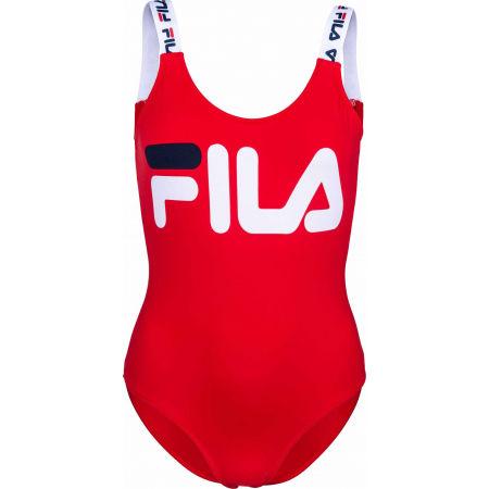 Women's one piece swimsuit - Fila YUUNA SWIMSUIT - 2