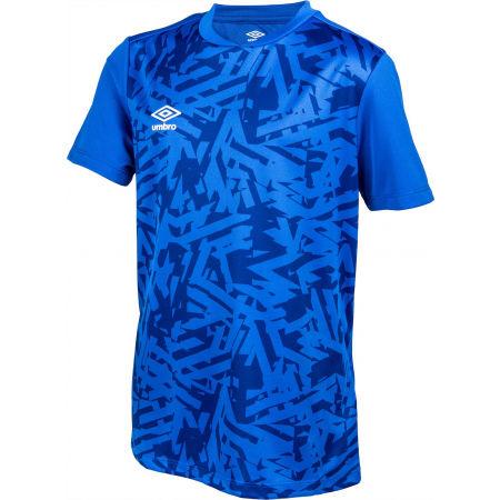 Chlapecké sportovní triko - Umbro SHATTERED JERSEY - 2