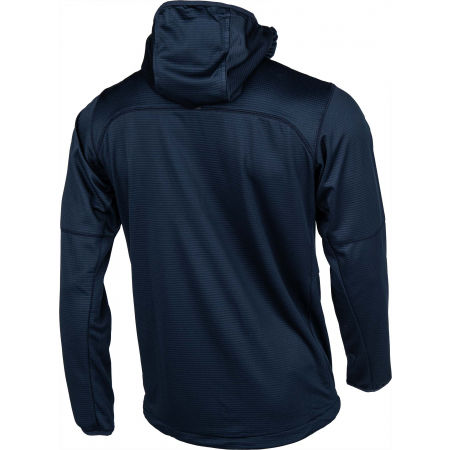Мъжки суитшърт - Columbia TECH TRAIL FULL ZIP HOODIE - 3