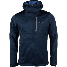Columbia TECH TRAIL FULL ZIP HOODIE - Men's sweatshirt