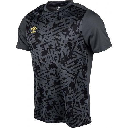 Pánske športové tričko - Umbro SHATTERED JERSEY - 2
