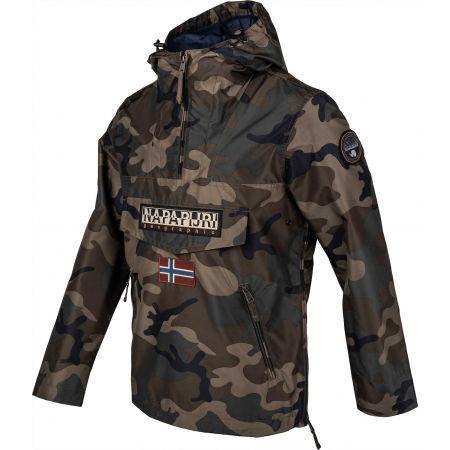 Men's jacket - Napapijri RAINFOREST S PRINT 1 FANTASY - 2