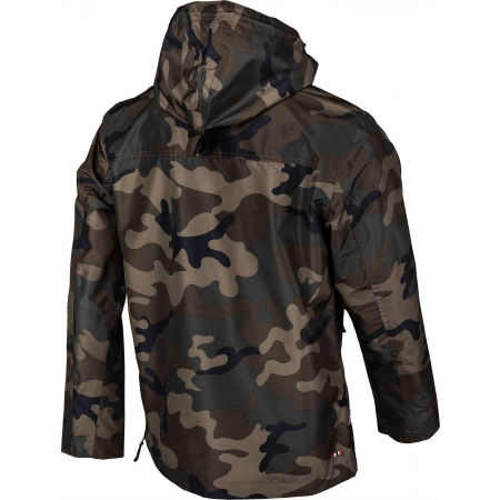 Men's jacket - Napapijri RAINFOREST S PRINT 1 FANTASY - 3