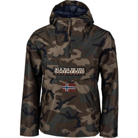 Napapijri RAINFOREST S PRINT 1 FANTASY - Men's jacket