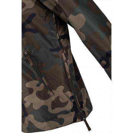 Men's jacket - Napapijri RAINFOREST S PRINT 1 FANTASY - 5