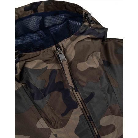 Men's jacket - Napapijri RAINFOREST S PRINT 1 FANTASY - 6