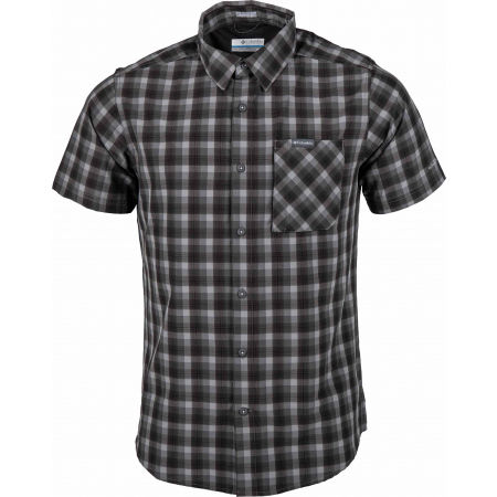 Herrenhemd - Columbia TRIPLE CANYON™ SS SHIRT - 1