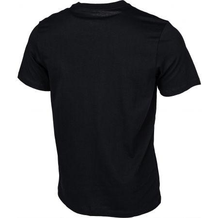 Мъжка тениска - Nike TEE SWOOSH BMPR STKR - 3