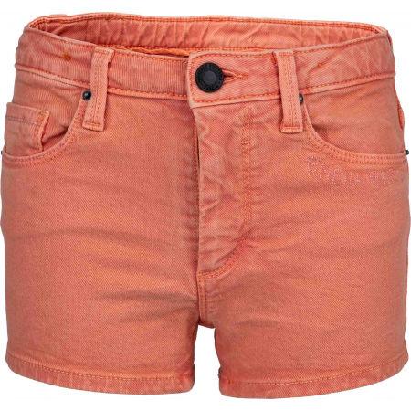 Dievčenské šortky - O'Neill LG CALI PALM SHORTS - 2
