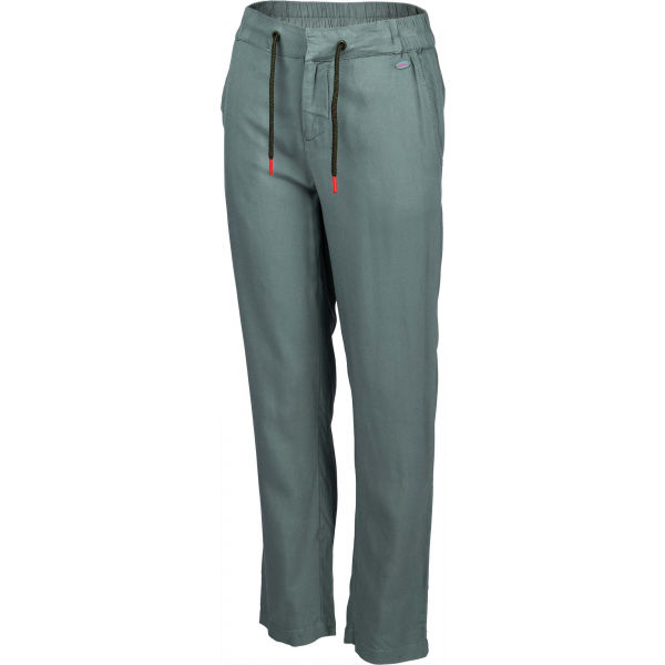 O'Neill LG MAISIE BEACH PANTS tmavě šedá 128 - Dívčí kalhoty