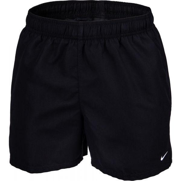 Nike ESSENTIAL SCOOP černá XL - Pánské koupací kraťasy