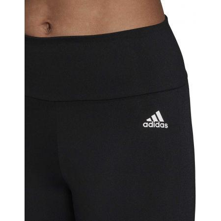 Női legging - adidas W D2M BRND TIG - 7