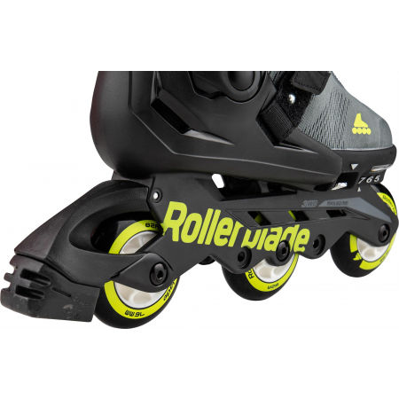 Detské inline korčule - Rollerblade MICROBLADE FREE - 5