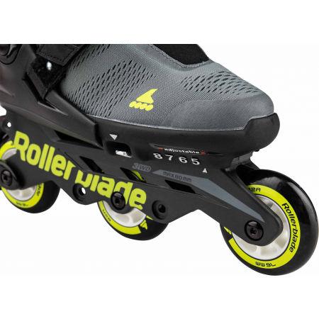 Detské inline korčule - Rollerblade MICROBLADE FREE - 6