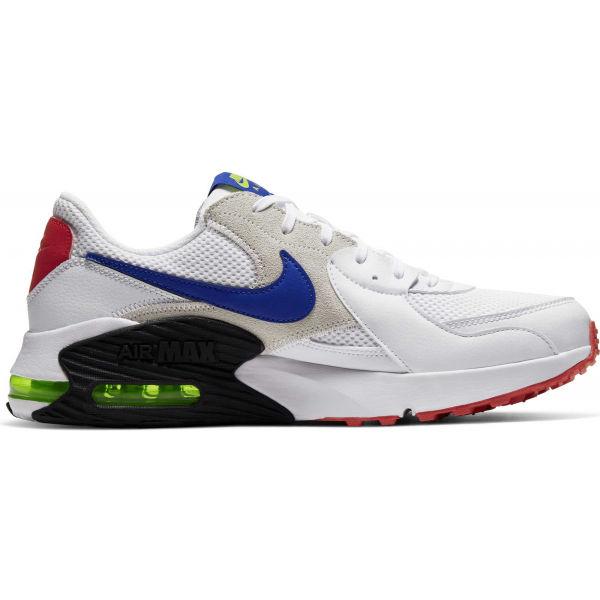 Nike AIR MAX EXCEE bílá 10 - Pánská volnočasová obuv